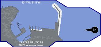 club náutico localización