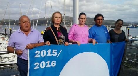 Renovación de la Bandera Azul, 2015