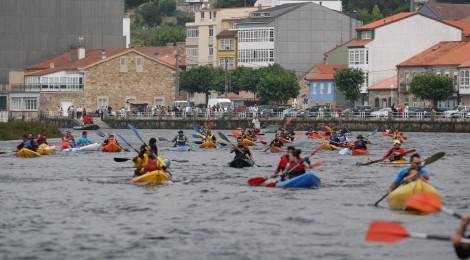 descenso kayak club nautico