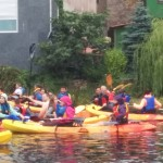 Galería III Descenso en Kayak