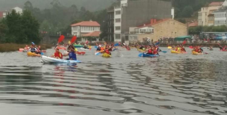 IV Descenso en kayak Ponte de Porto - Camariñas