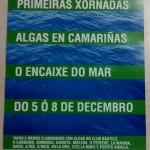I Jornadas de Algas Marinas en Camariñas
