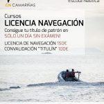 Cursos de Licencia de Navegación