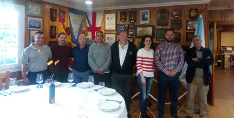 directiva club nautico camarinas 2017