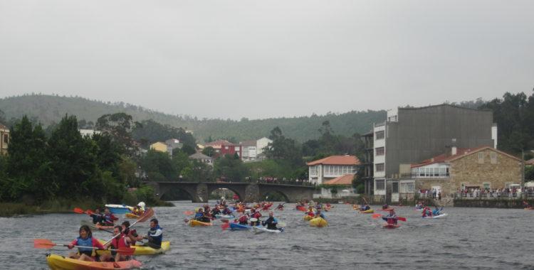 V Descenso en Kayak Ponte de Porto - Camariñas