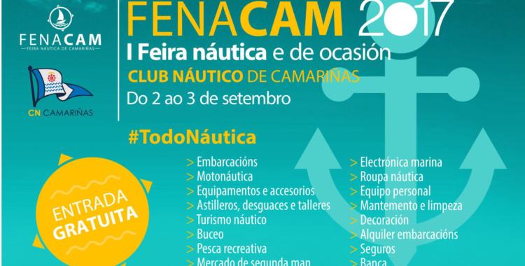 I Feria Náutica y de Ocasión en Camariñas
