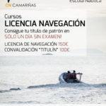 Curso para Licencia de Navegación