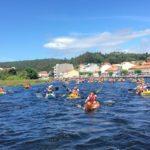 Nuevo Éxito y Nuevo Récord en el VI Descenso en Kayak Ponte do Porto – Camariñas