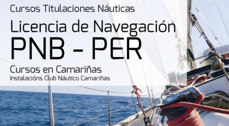 Náutico Golfiño licencias náuticas PNB-PER octubre 2018