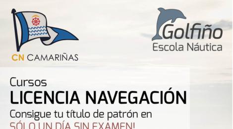 Curso obtención Licencia de Navegación